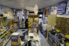 Inside of Ramsey Locksmith store