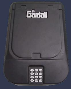 Gardall PS915BE Pistol Safe
