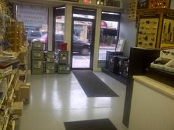 Accurate Locksmith office inside view