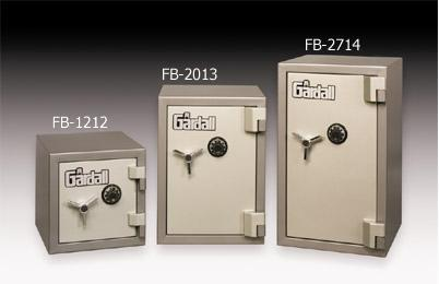 Gardall Fire Burglary safes