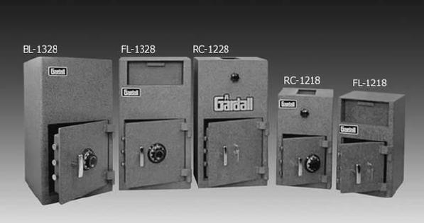 Gardall Commercial Drop Safes