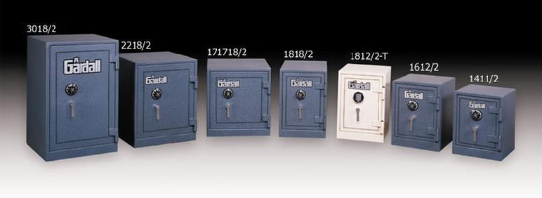 Gardall 2 hour 1850 Fire Safes